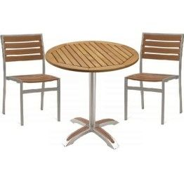 Outdoor Restaurant Tables Chairs Bistro Set Hotel Furniture For Sale