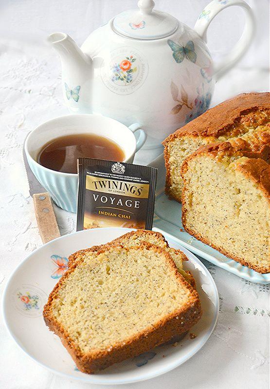 Per il nostro nuovo appuntamento dededicato al Tea Time  in compagnia di   Twinings  oggi vi presento una ricetta che profuma di ingr...