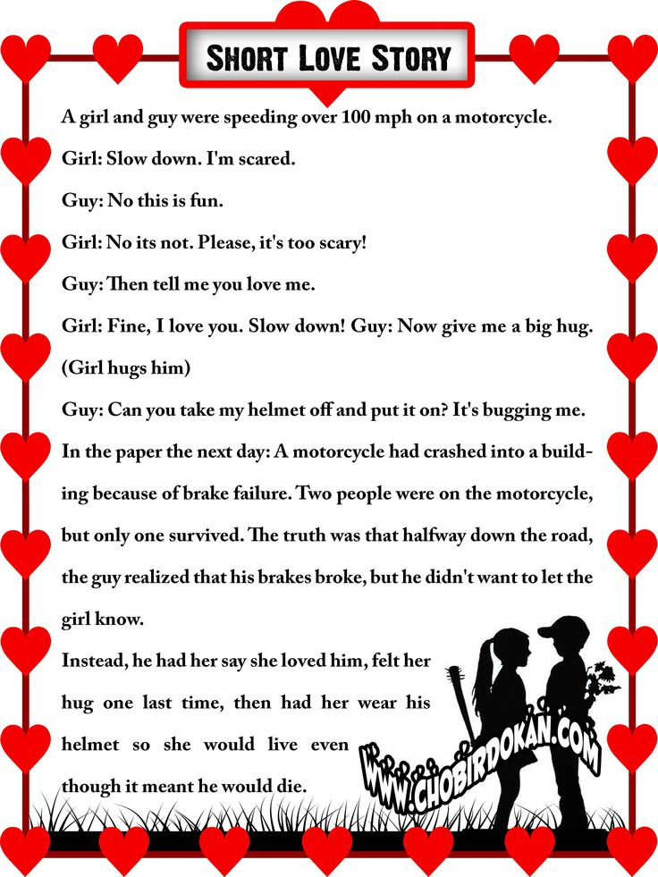 14 best Cute Heart Touching love stories images on ...