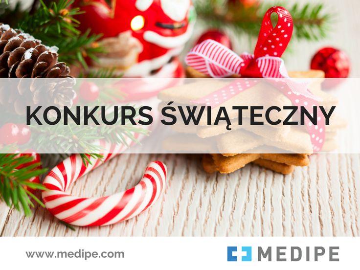 """MEDIPE ogłasza konkurs świąteczny pt. """"Czego życzą sobie Opiekunki""""! Zadaniem uczestnika konkursu jest nadesłanie życzeń Bożonarodzeniowych własnego autorstwa. Życzenia te powinny być skierowane do Opiekunek. Treść życzeń należy przesyłać: * na adres e-mail: marketing@medipe.com * lub pocztą na adres: MM Sp. z o. o., ul. Strzegomska 236 A, 54-432 Wrocław Spośród nadesłanych życzeń wybierzemy 3 najlepsze, a ich autorzy zostaną nagrodzeni."""