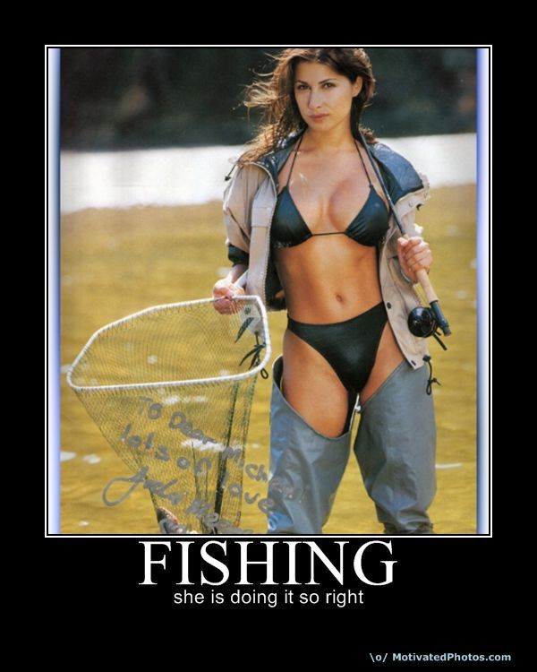 66 best waders images on pinterest fly fishing girls for Topless girls fishing
