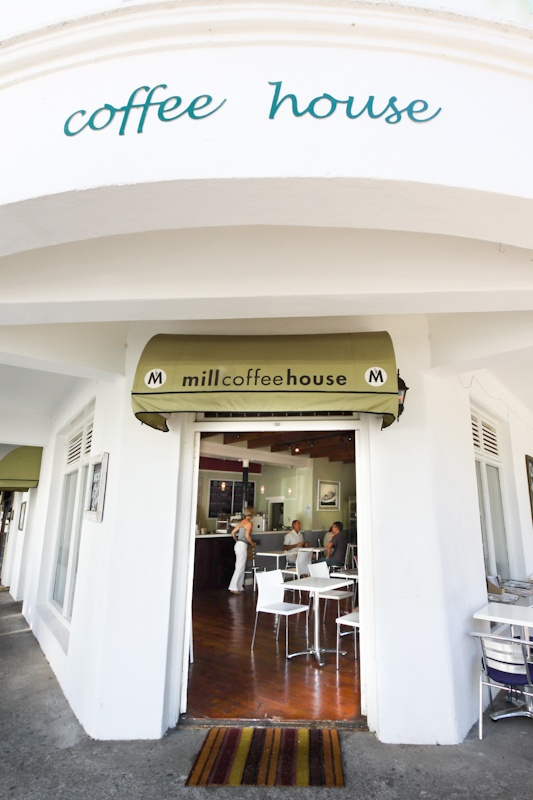 mill coffee house - stellenbosch