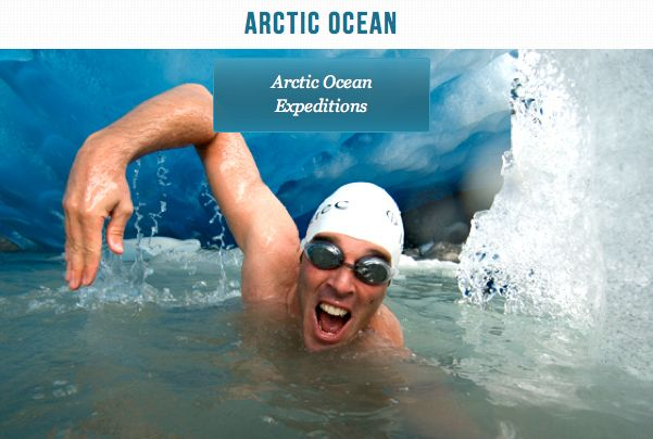 how many guys do you know that have gone swimming in the ARCTIC!!!!!...Homegrown from S.A. Lewis Pugh  http://lewispugh.com/southern-ocean/