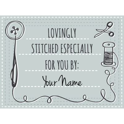 227 best Quilt Labels images on Pinterest | Cards, Embroidery and ... : quilting tags - Adamdwight.com