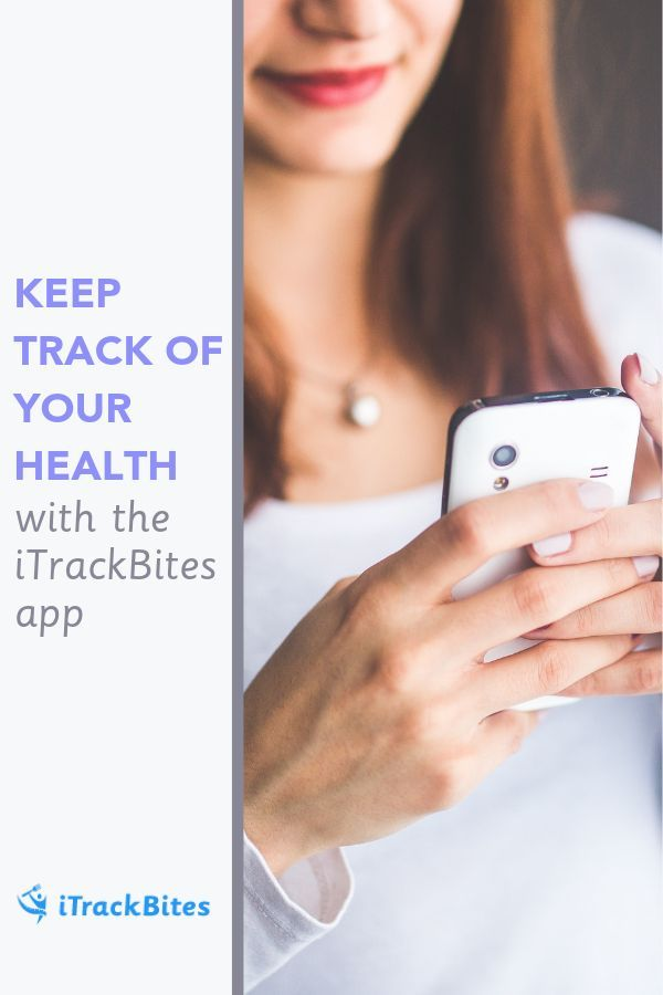 Keep track of your health, your recipes, workouts, meals