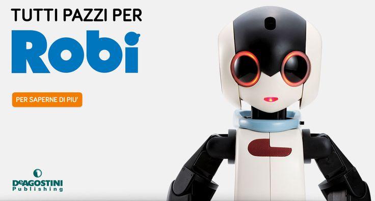 Hello Robi, a robot friend