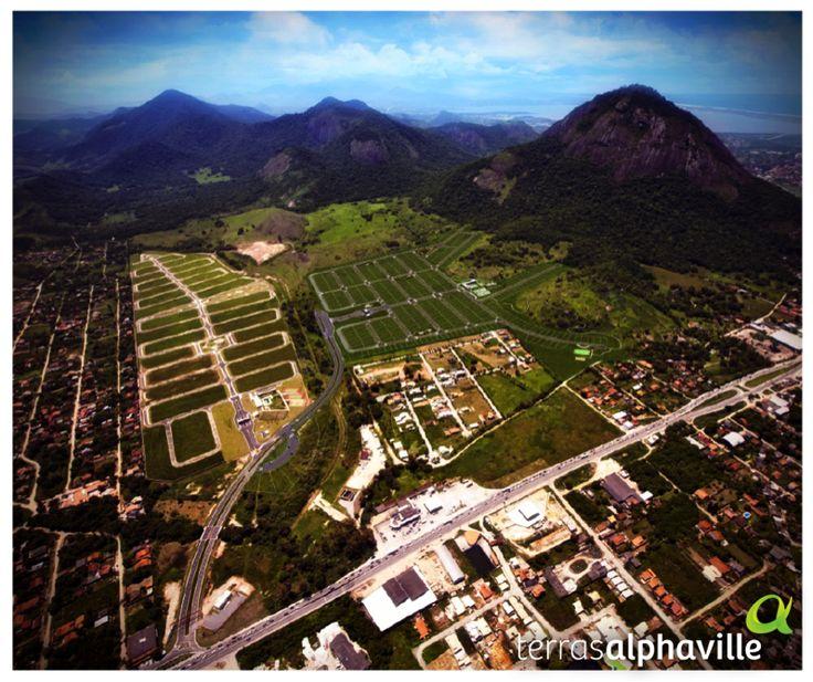 : Maricá, município do Rio de Janeiro, é um local pioneiro, histórico e surpreendente. Suas belezas naturais e cheias de verde, se misturam com nossas construções, trazendo um ambiente incrível para viver! Conheça o Terras Alphaville Maricá. http://bit.ly/1FC7u3N