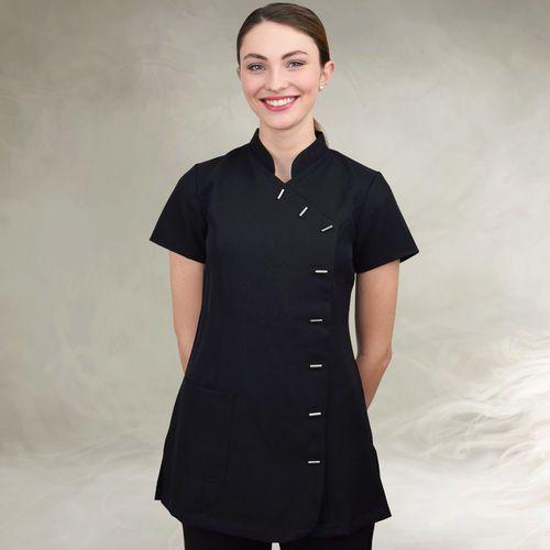 berufsbekleidung spa und wellness kasack, salon spa uniform