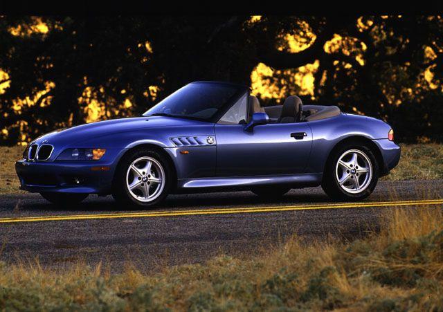 BMW Z3 (1996-2002): A Review
