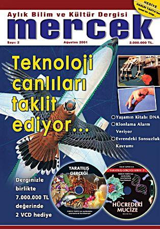 Mercek Sayı 02 - Harunyahya.org