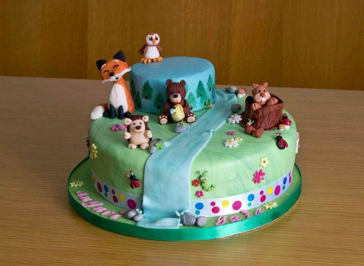 Cupcake Club: Torta animali