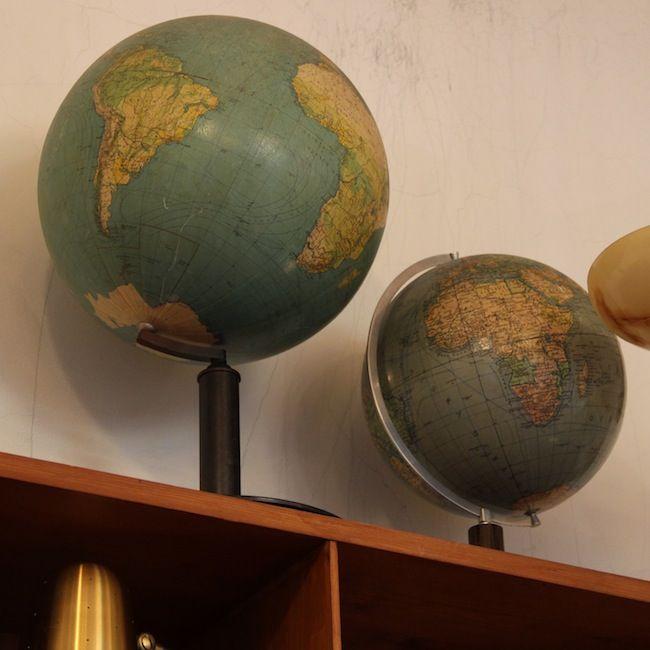 Les 25 meilleures id es tendance globes terrestres sur - Globe terrestre en carton ...
