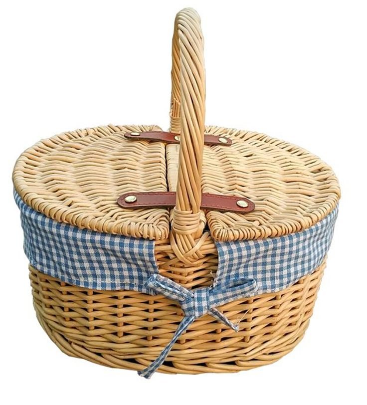 Red Hamper - Childs Picnic Basket with Blue lining, £20.00 (http://www.redhamper.co.uk/childs-picnic-basket-with-blue-lining/?page_context=search