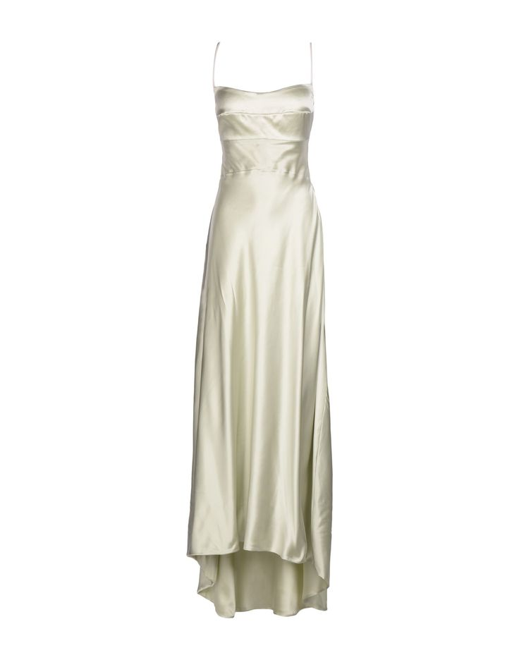 Narciso Rodriguez | Gray Long Dress | Lyst