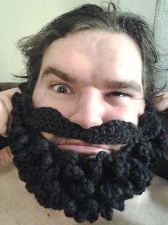 gehaakte baard