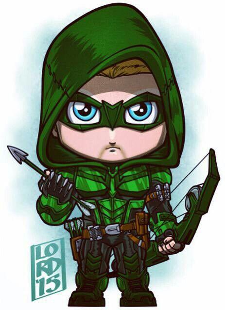 Lord mesa-art Green Arrow