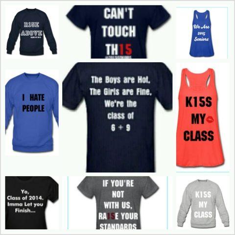 Class of 2015 Homecoming Shirt Ideas