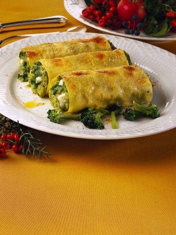 Donna Moderna: Cannelloni ai broccoli e taleggio Foto 2