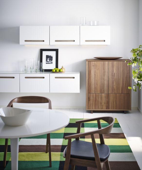 STOCKHOLM  kast | #IKEA #kast #eetkamer #buffet