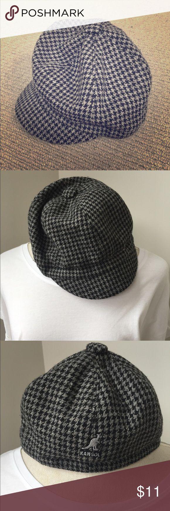 Kangol News Girl Tweed Cap Like-new girls tweed cap. Super hip. Kangol Accessories Hats
