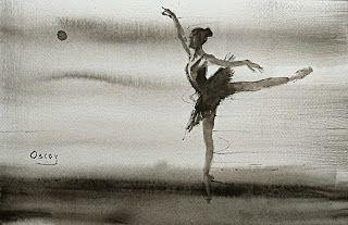 Acuarelas/Watercolors Oscar Alvarez: Referen...