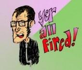 Dave Langins cartoon of me