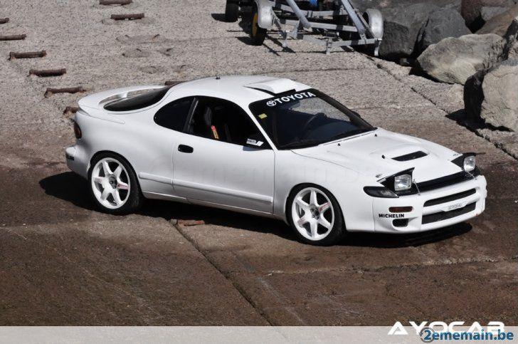 Pièces Toyota Celica T18 - A vendre