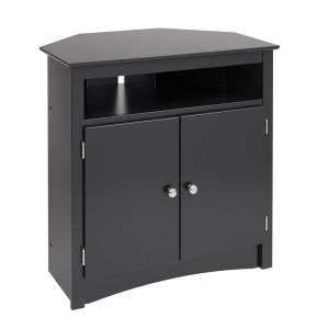 Prepac Sonoma Tall Corner TV Cabinet-BTV-3232 at The Home Depot