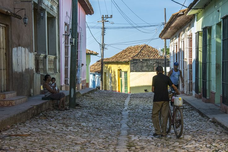 Cayo Coco and Trinidad offer a look back into the colonial history of Cuba and the tourist boom that segregated the locals from tourist for decades. Here's an interesting look at it.…