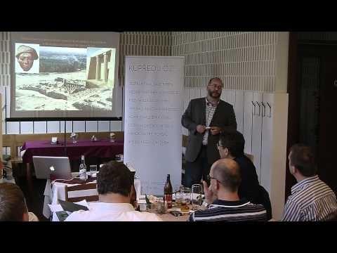 prof. Miroslav Bárta: Kolaps a transformace - cesty komplexních civilizací