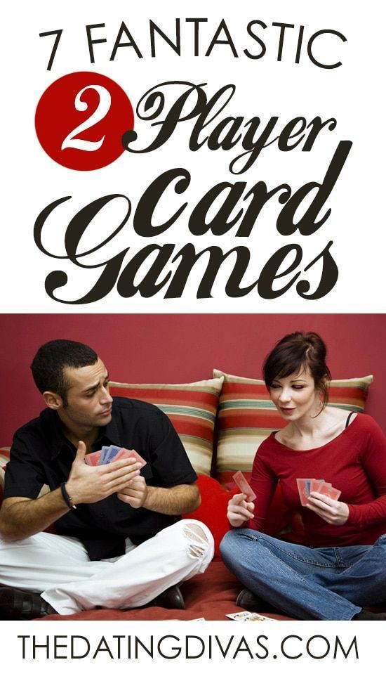 Easy And Fun 2 Player Games For Date Night From Card Games