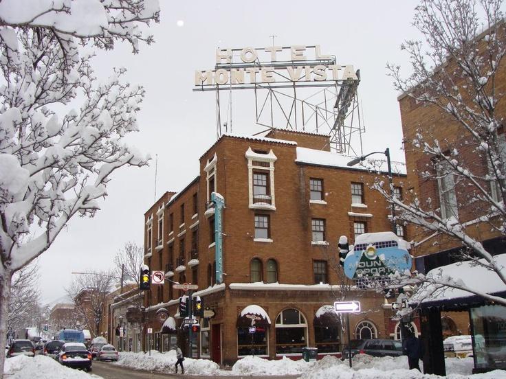 Hotel Monte Vista — at Historic Downtown Flagstaff