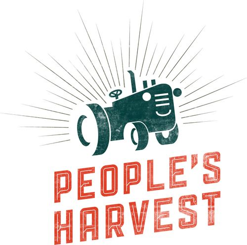 People's Harvest produce supplier logo.