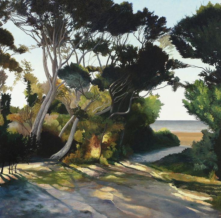 — jacquesbonhomme:  David Keeling (b.1951 Tasmania)...