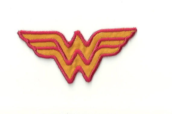 Wonder Woman Patch. You know Megan Fox is going to play her in the new movie? Ick.