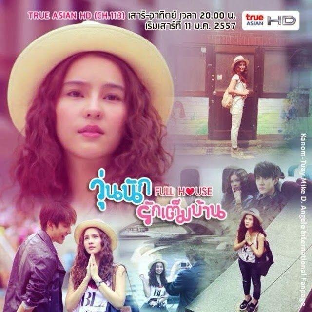 Phim Ngôi Nhà Hạnh Phúc - Full House (20 Tập cuối) Thái Lan 2014