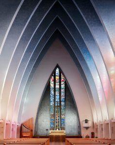 Corpus Christi-Eglises modernes - Fabrice Fouillet Photography - Kirche am Hohenzollernplatz Berlin, Germany Johann Freidrich Höger 1933