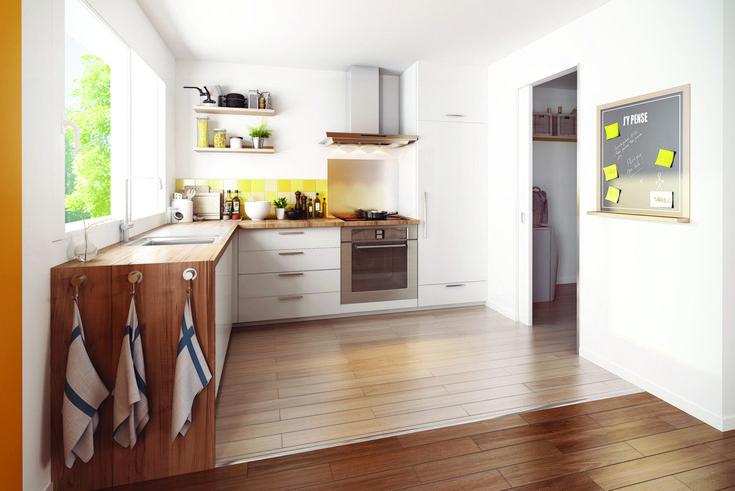Maison - Maison Plain-Pied 3 Chambres avec Suite Parentale - Maison FAMILIALE - 137300 euros - 122 m2 | Faire construire sa maison