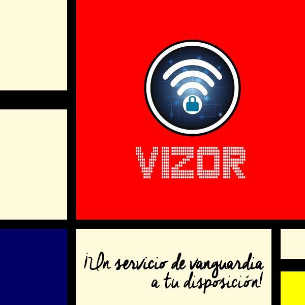 #Vizor siempre tendrá para ti un servicio vanguardista a tu disposición. #SomosVizor #App   www.vizormobil.com