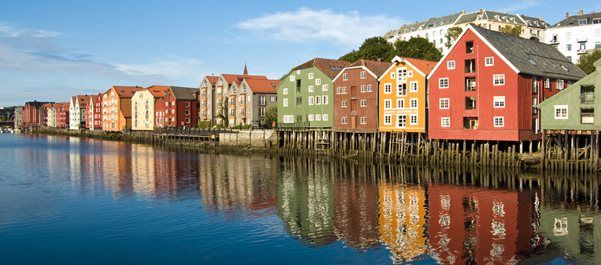 The Best Places To Stay On Holiday in Trondheim