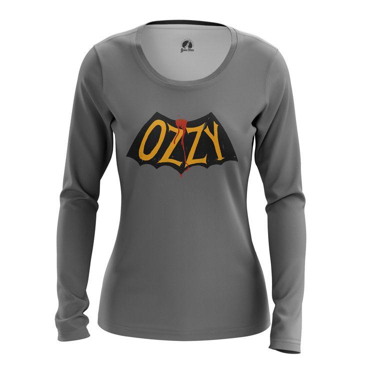 awesome Girls Longsleeve Ozzy Ozzy osbourne Merchandise Clothes