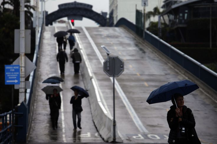 Overall rainfall amounts in the Los Angeles region will remain the same in coming decades, according to a new study that examined the effects of a warming climate on Southern California precipitation.