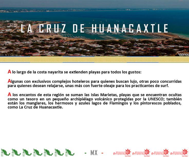 La Cruz de Huanacaxtle Info...