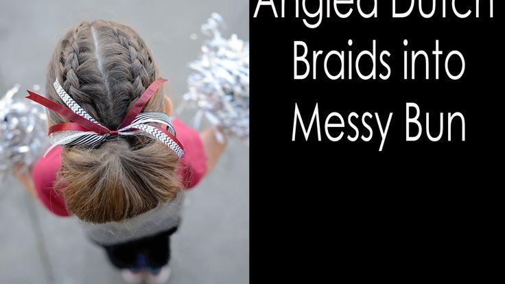 Cheerleader Hair Styles: 25+ Best Ideas About Cheerleader Hairstyles On Pinterest