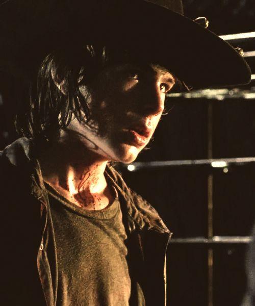 Carl Grimes ~ The Walking Dead