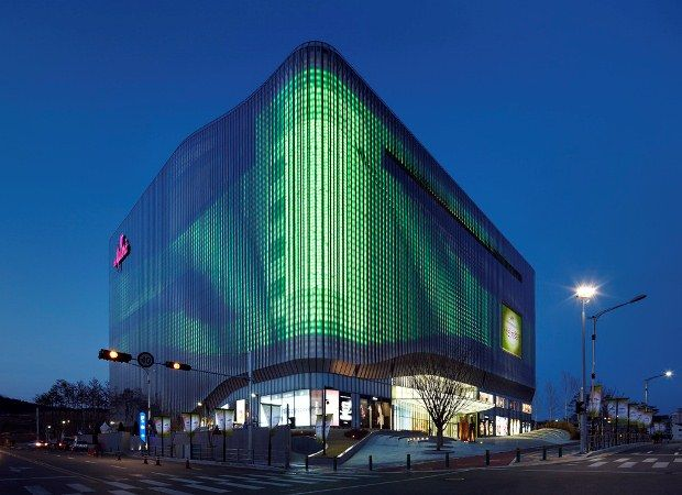 The Galleria Centercity – Cheonan