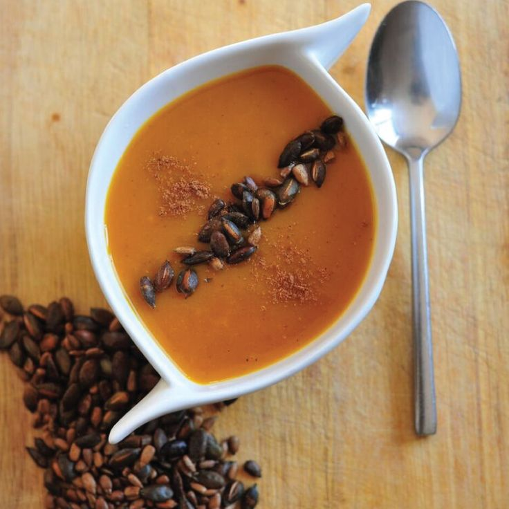 Winter is Coming Honey, Orange, Curry and Squash Vegan Soup