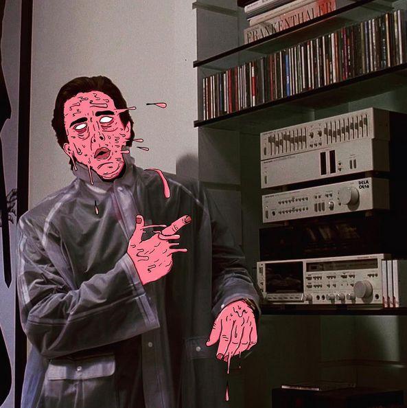 Dela Deso's 31 Days of Grime | Monday Insta Illustrator