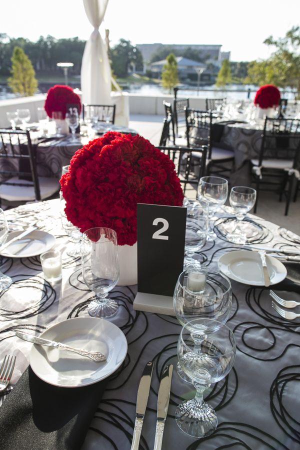 James Bond theme by Botanica    #wedding #weddingflowers #Botanica  Photography…