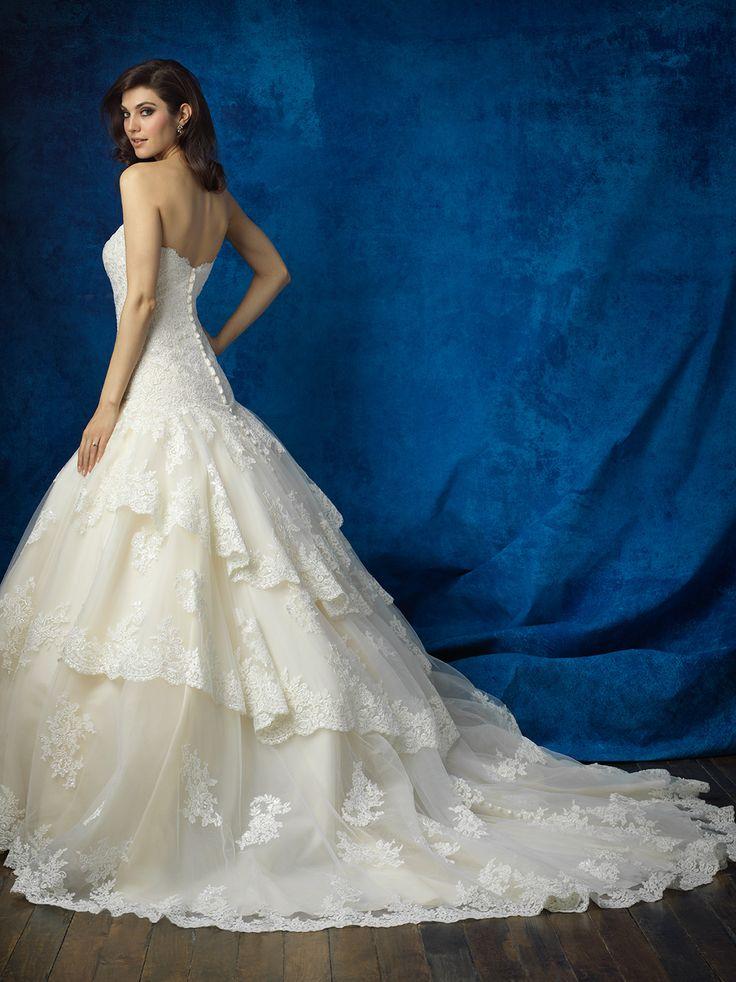 7 best Vestidos de Allure images on Pinterest
